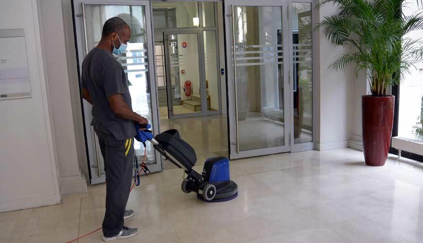 La qualité dans le nettoyage industriel : importnat chez NOVASOL
