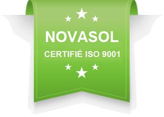 Novasol, entreprise de nettoyage industrielle, IDF 91 certifiée ISO 9001